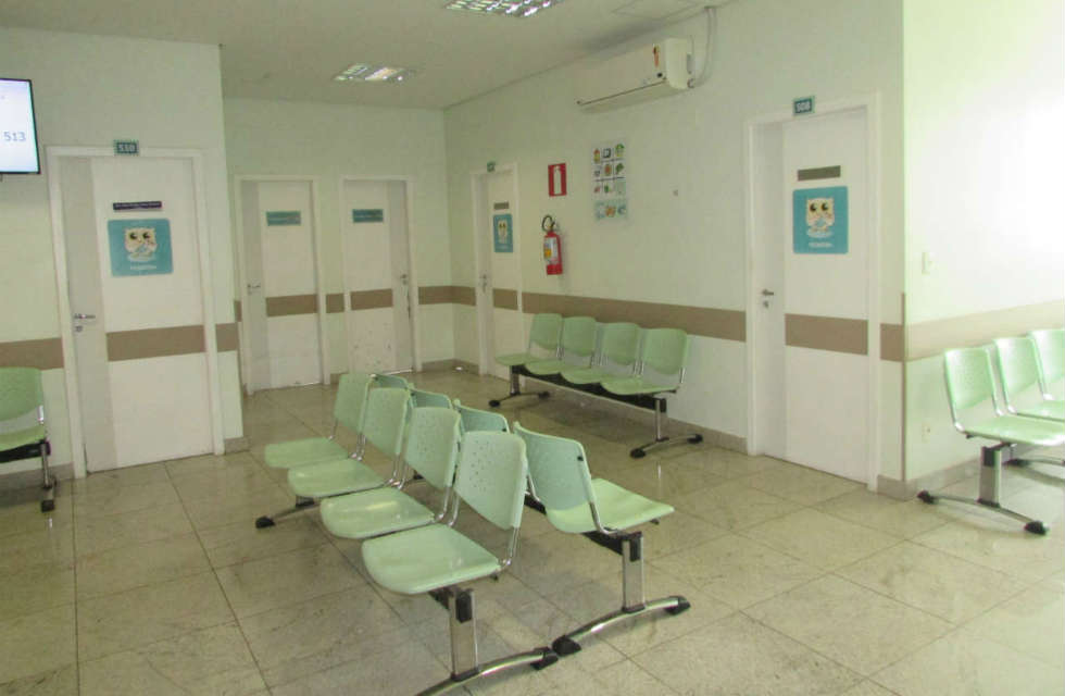 Ambulatório de Pediatria